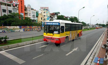 Sap mo tuyen xe buyt chat luong cao Ga Ha Noi-san bay Noi Bai - Anh 2