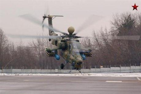 Nga chung minh Mi-28N roi do phi cong, khong bi ban ha - Anh 1