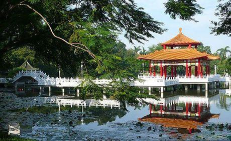 De dang den voi 2 'thien duong' du lich Kuala Lumpur va Dai Nam - Anh 2