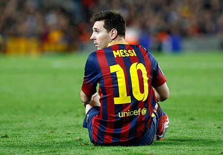 Vi sao Messi danh mat minh o 4 tran gan nhat? - Anh 1