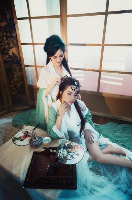 Hot girl Sai thanh hoa than thanh Thuy Van - Thuy Kieu - Anh 7