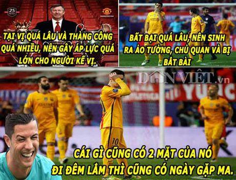HAU TRUONG (14.4): Sieu mau 'coi do' an ui Messi, Man City 'ganh' ca Premier League - Anh 2