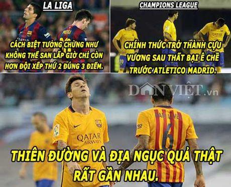 HAU TRUONG (14.4): Sieu mau 'coi do' an ui Messi, Man City 'ganh' ca Premier League - Anh 4