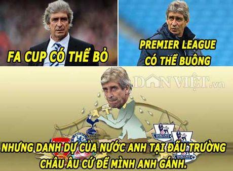 HAU TRUONG (14.4): Sieu mau 'coi do' an ui Messi, Man City 'ganh' ca Premier League - Anh 5