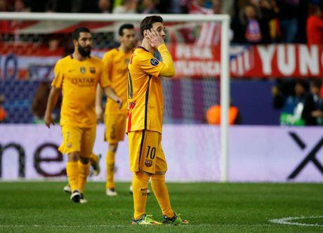 Tiet lo ly do Lionel Messi sa sut te hai trong thoi gian qua - Anh 1