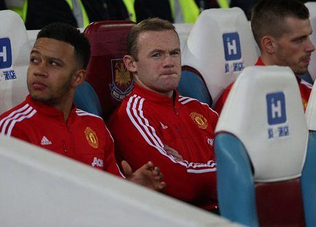 Rooney ngoi du bi, M.U van vao ban ket cup FA - Anh 2