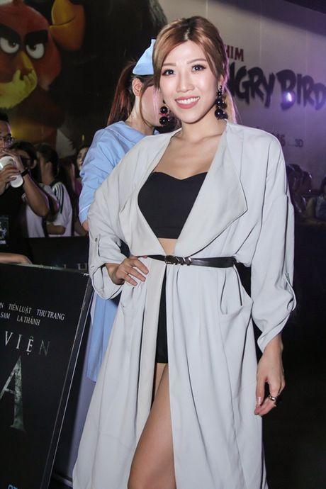 Tran Thanh tinh tu voi Hari Won truoc dam dong - Anh 10