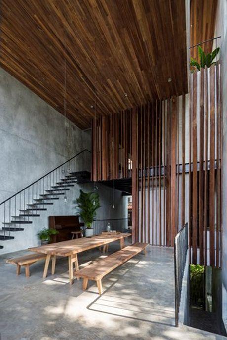 Nha Thong House o TP HCM an tuong tren bao My - Anh 4
