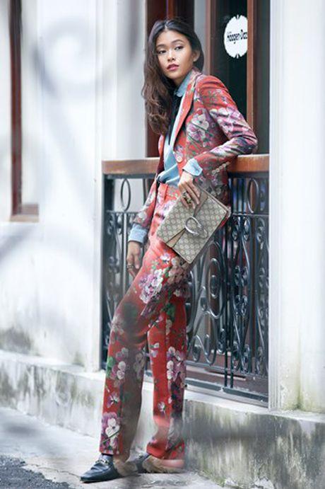 Dan chan dai Next Top Model gay nao loan voi street style - Anh 3