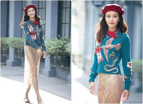 Dan chan dai Next Top Model gay nao loan voi street style - Anh 4