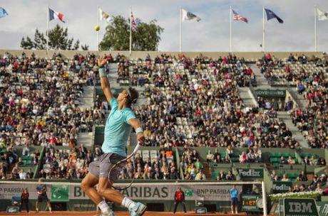Roland Garros tang tien thuong len muc ky luc - Anh 1