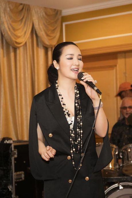 Hoa hau den Hung Giang My goi cam voi hang hieu 'sang chanh' - Anh 6