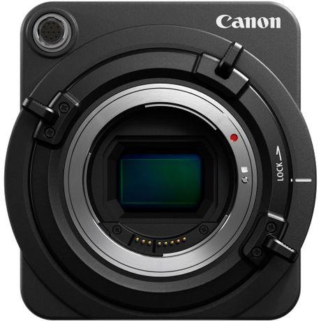 [NAB 2016] Canon ME200S-SH: Quay video chat luong nhu EOS Cinema va do nhay sang cao, gia $5000 - Anh 1