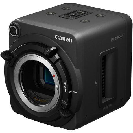 [NAB 2016] Canon ME200S-SH: Quay video chat luong nhu EOS Cinema va do nhay sang cao, gia $5000 - Anh 2
