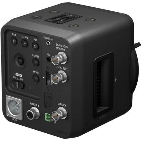 [NAB 2016] Canon ME200S-SH: Quay video chat luong nhu EOS Cinema va do nhay sang cao, gia $5000 - Anh 4