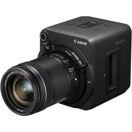 [NAB 2016] Canon ME200S-SH: Quay video chat luong nhu EOS Cinema va do nhay sang cao, gia $5000 - Anh 5