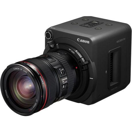 [NAB 2016] Canon ME200S-SH: Quay video chat luong nhu EOS Cinema va do nhay sang cao, gia $5000 - Anh 6