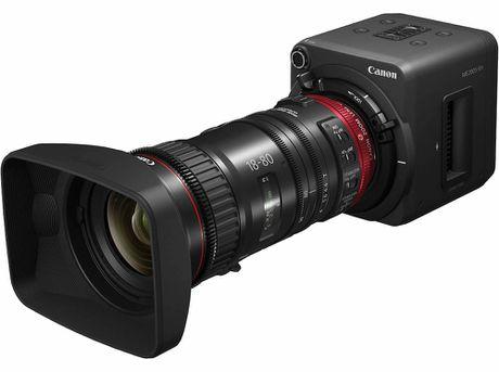 [NAB 2016] Canon ME200S-SH: Quay video chat luong nhu EOS Cinema va do nhay sang cao, gia $5000 - Anh 7