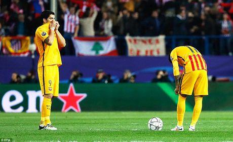 "Atletico Madrid 2-0 Barcelona: ""Loi nguyen"" Champions League! - Anh 2"