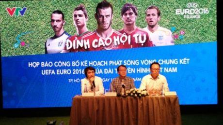 VTV tuong thuat truc tiep toan bo cac tran dau tai EURO 2016 - Anh 1