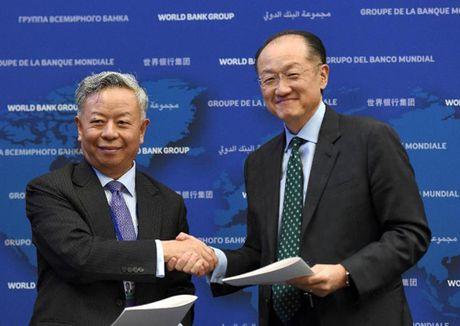 WB, AIIB co chuong trinh cho vay von chung dau tien - Anh 1