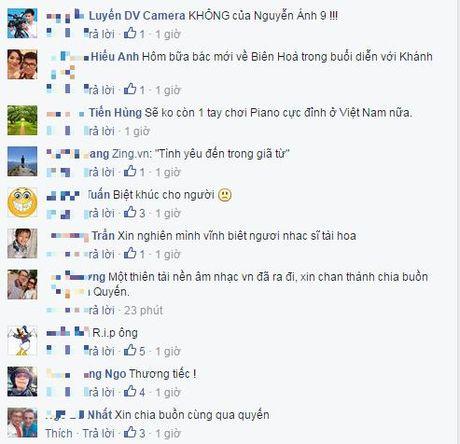 Nguyen Anh 9 qua doi: Viet Nam vua mat di mot thien tai am nhac! - Anh 3