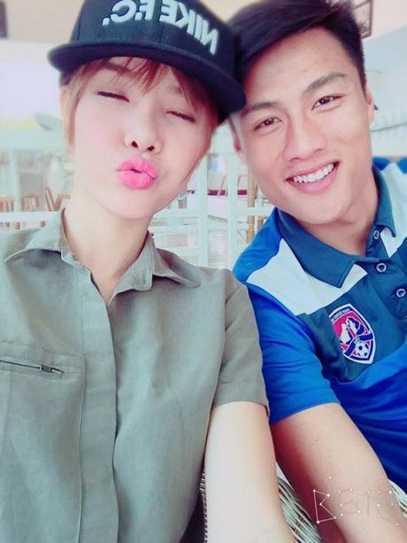 """Ket hon voi Mac Hong Quan, Ky Han muon """"dan mat"""" Ly Kute? - Anh 2"""