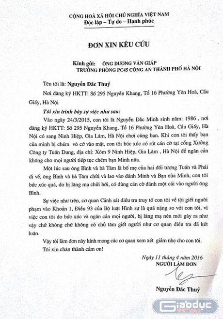 Nhung bat thuong trong ket luan dieu tra vu an xay ra tai Ninh Hiep - Anh 1