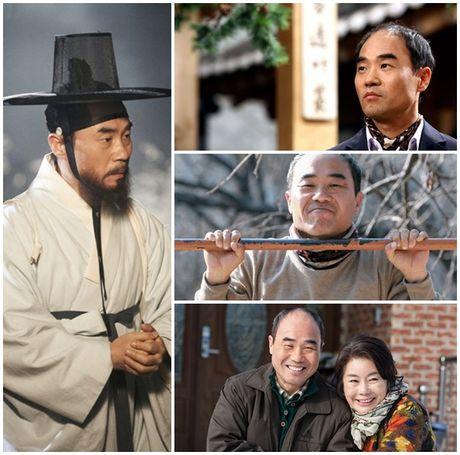 """Trung tuong Yoon """"Hau due mat troi"""": Nguoi cha thang benh tat vi con - Anh 3"""