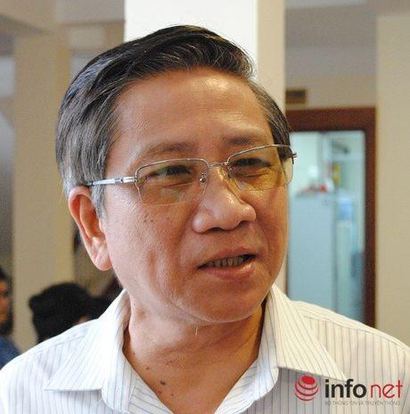 Gui Bo truong Phung Xuan Nha: Giao duc se phai tra gia dat vi thong tu 30 - Anh 1