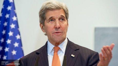 John Kerry: Kinh te la thu dam bao anh huong cua My tren toan cau - Anh 1