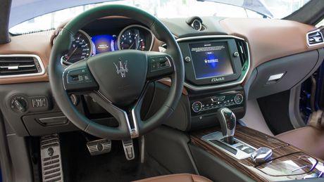 Hang hiem Maserati Ghibli Zegna gia hon 5 ty dong tai Viet Nam - Anh 3