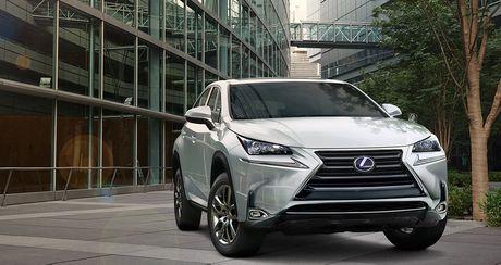 Lexus ban hon 1 trieu xe hybrid trong 11 nam - Anh 1