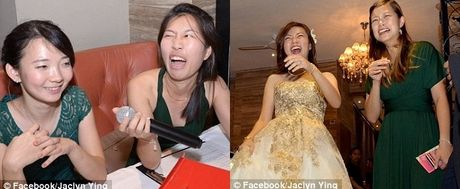Bo anh cuoi 'khong the xau hon' cua cap doi Singapore - Anh 8
