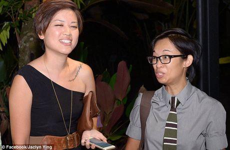 Bo anh cuoi 'khong the xau hon' cua cap doi Singapore - Anh 9