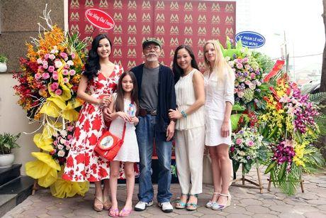 Dien vien Luong Giang: 'Megan Gallery la tam huyet hoi hoa cua toi' - Anh 11