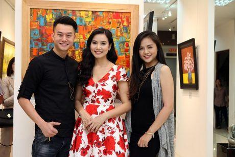 Dien vien Luong Giang: 'Megan Gallery la tam huyet hoi hoa cua toi' - Anh 12