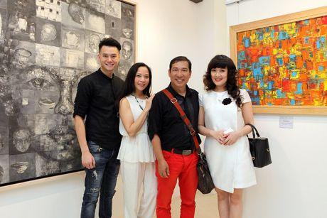 Dien vien Luong Giang: 'Megan Gallery la tam huyet hoi hoa cua toi' - Anh 13