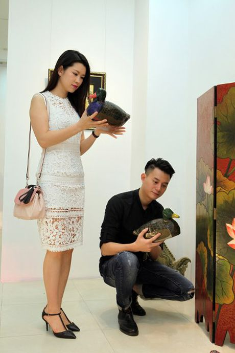 Dien vien Luong Giang: 'Megan Gallery la tam huyet hoi hoa cua toi' - Anh 14