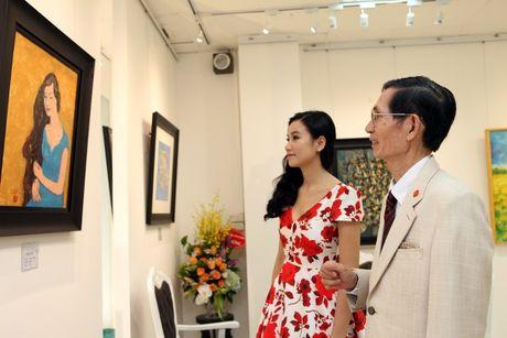 Dien vien Luong Giang: 'Megan Gallery la tam huyet hoi hoa cua toi' - Anh 3