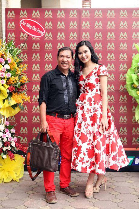 Dien vien Luong Giang: 'Megan Gallery la tam huyet hoi hoa cua toi' - Anh 8