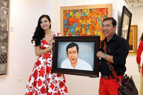 Dien vien Luong Giang: 'Megan Gallery la tam huyet hoi hoa cua toi' - Anh 9