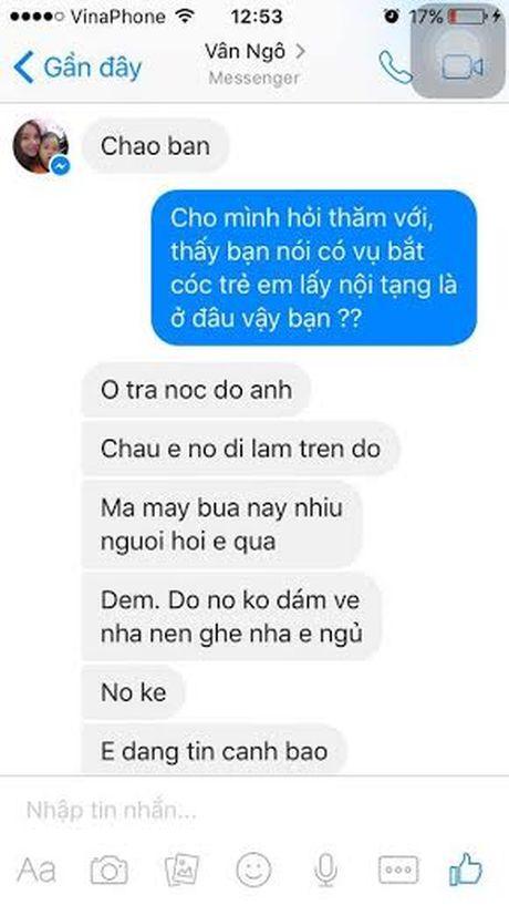 Tung tin bat coc tren facebook gay hoang mang du luan - Anh 3