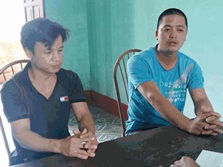 Tam giu 2 nguoi de dieu tra vu danh nghi can trom cho tu vong o Bac Giang - Anh 1