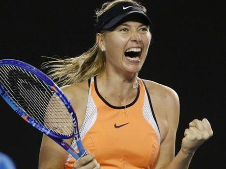 "Sharapova sap duoc ""tha bong"" sau scandal doping? - Anh 1"
