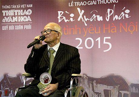 Vinh biet nha nghien cuu van hoa Giang Quan - mot tam long vi Ha Noi - Anh 2