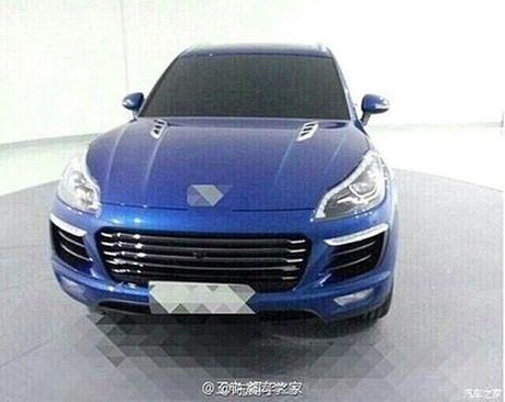 """Porsche Macan phien ban """"hang nhai"""" gia sieu re - Anh 6"""