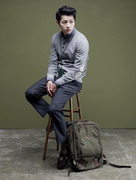 "Style dep den me man cua ""Big Boss"" Song Joong Ki - Anh 10"