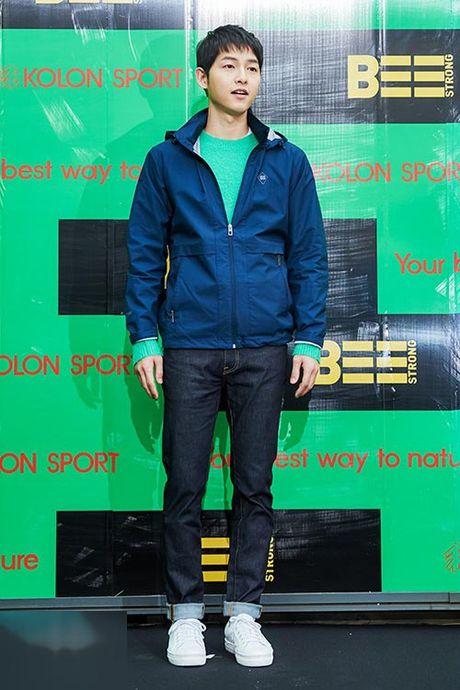 "Style dep den me man cua ""Big Boss"" Song Joong Ki - Anh 11"