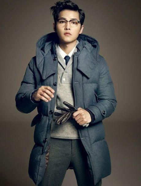 "Style dep den me man cua ""Big Boss"" Song Joong Ki - Anh 15"